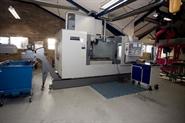 1 stk. CNC fræsemaskine