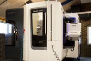 1 4-axis milling machine