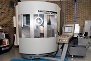 1 5-axis milling machine