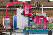 1 stk. CNC bedfræse-maskine